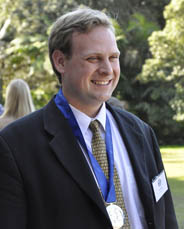 Ben received the Pride of Australia Award in 2011.